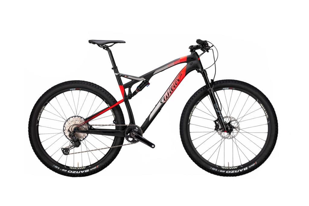 wilier 110fx roja-negra