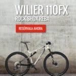 Wilier 110FX shimano XT